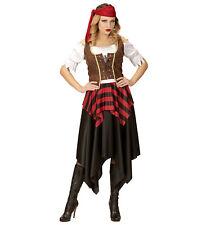 Kostüm Piratin Piratenbraut -  S bis XXL - Piratenkostüm Fasching