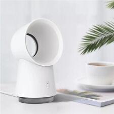 3 In 1 Mini Cooling Fan Bladeless Desktop Fan Mist Humidifier Portable FanWFZ1