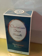 DIORELLA - Christian Dior Parfum 12ml Spray Vintage ORIGINALE 100%