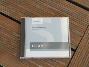 Siemens Logo Soft Comfort Version 8.2 NEU CD noch eingeschweißt Vollversion