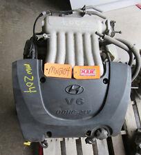 99 00 01 MAGENTIS KIA OPTIMA HYUNDAI SONATA 2.5L ENGINE MOTOR V6 102K CAR VIN 4