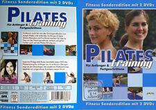 Pilates Training - Fitness Sonderedition - 2 DVDs - Anfänger & Fortgeschrittene