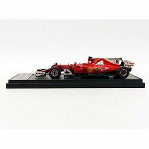 BBR MODELS Ferrari SF70-H Monaco GP 2017 S. Vettel Winner 450 Unit Limited C201A