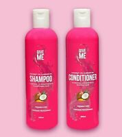 NEW Give Me Hair Shampoo & Conditioner Bundle-Argan Oil & Coconut Oil 2x 300 ml.