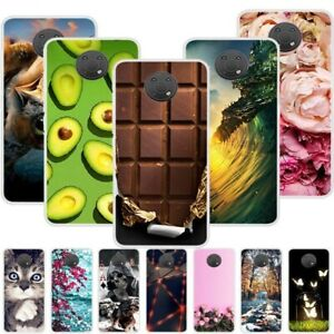 Silicone TPU Soft Cover Phone Case For Nokia G10 G20 TA-1336 Shockproof Bumper