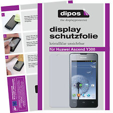 Huawei Ascend Y300 screen protector protection guard crystal clear