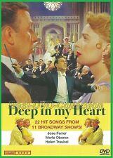 Deep in My Heart (1954) - José Ferrer, Merle Oberon - NEW DVD