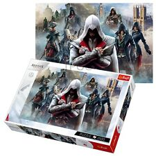 Trefl 1500 Piece Large Assassin's Creed Action Adventure Movie Jigsaw Puzzle NEW