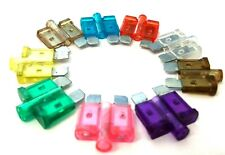 LED Smart Standard Blade Fuse. 3amp -> 30Amp. Blow Glow. Auto. Van Top Quality