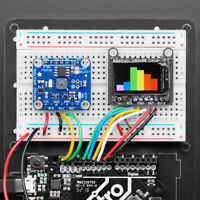 Adafruit AS7262 6-Kanal Farbsensor / Color Sensor Breakout für z.B. Arduino,3779