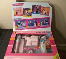 Barbie VideoCam Wireless Video Camera Mattel 2004 Original Box