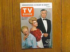 Mar-1964 TV Guide(DONNA DOUGLAS/EILEEN O'NEILL/JOSEPH COTTEN/BEVERLY HILLBILLIES