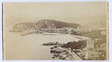 Nice France cdv par Miguel Aléo Vintage albumine ca 1860