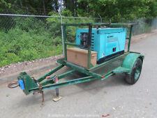 Multiquip Inc Daw-500S2 Cv/Cc S/A Towable Welder Generator Kubota Diesel bidadoo