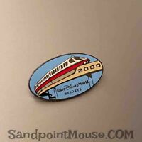 Disney Walt World Resorts 2000 Monorail Pin (UP:39)