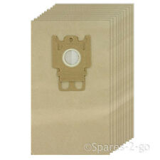 Carta da 10 X GN Tipo Hoover Sacchetti Per Miele s2110 s2111 rosso d'autunno a vuoto