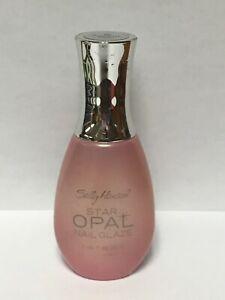 1 New Sally Hansen OPAL Nail Polish -- Pale Pink Opal # 05
