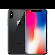Apple iPhone X 64GB Unlocked - black pristine 99p start no reserve