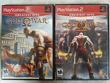 God of War (Playstation 2) Ps2 Tested