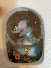 "Disney Dumbo Musical Snow Globe Waterball - ""In The Good Old Summertime: Enesco"