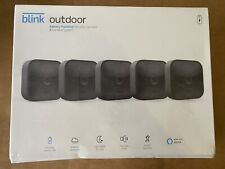 Blink Outdoor HD Battery Powered Security System 5 Camera System