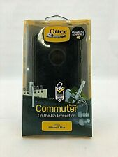 Otter Box Case for iPhone 6 Plus | Commuter Series | Black (IJ16)