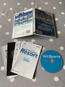 WII SPORTS - NINTENDO WII GAME (not Resort!)