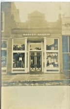 East Liverpool OH Harvey Harris Clothing and Leather Goods RPPC