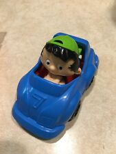 New McDonald's Happy Meal ~1993 BOBBY'S WORLD~WAGON/ BLUE RACE CAR Cake Topper