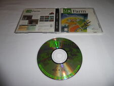 Sim Farm - PC CD Computer game Complete