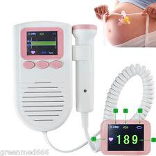 Babysound Carejoy Fetal Doppler 2MHz with Color LCD Sreen Pregnancy on Sale