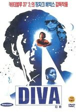 DIVA (1981) DVD (Sealed) ~ Jean-Jacques Beineix