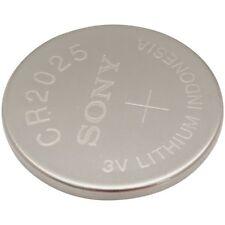 Genuine Sony CR2025 3v Lithium 2025 Coin Battery