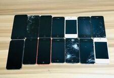 LOT OF 14 iPHONES FOR PARTS/REPAIR--iPHONE 6/5c/5s/5/4s/4--READ DESCRIPTION