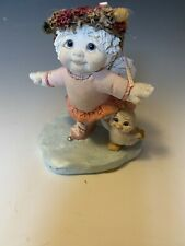 Dreamsicles Ice Dancing Cherub Kristin 98 4.5� 10256 Euc