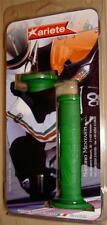 Kawasaki green  handlebar grips Made In Italy, quality street or enduro 02605-V