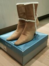 Nine West Casual Solid Boots for Women
