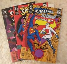 Superman Madman Hullabaloo Comic set 1-2-3 Lot Mike Allred art