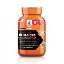NAMED AMINOACIDI EXTREME PRO BCAA 4:1:1 RAMIFICATI AJINOMOTO 310 CPR + OMAGGIO