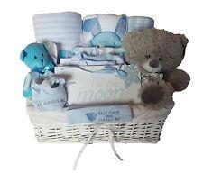 Baby Gift Hamper /Basket Boy.Baby Hamper Boy.Baby Shower Boy Gift.Nappy Cake Boy