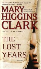 Mary Higgins Clark  The Lost Years     Thriller     Pbk NEW