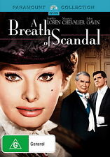 A Breath Of A Scandal - NEW DVD