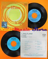 LP 45 7''EDY BRANDO MARIO BATTAINI Il treno dell'amore La vigna italy cd mc dvd