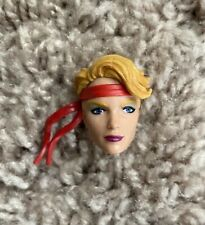 Marvel Legends DAZZLER HEAD - Spider Woman Emma Cuckoo Girl Jubilee Moonstar