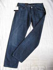 CALVIN KLEIN Damen Blue Jeans Denim W28/L34 regular fit low waist wide leg
