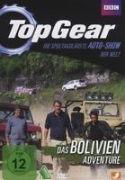 TOP GEAR - DAS BOLIVIEN ADVENTURE DVD NEU
