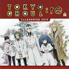 TOKYO GHOUL Calendrier 2019 Collectif Ynnis Edition Edition 2019 Anonyme Broche
