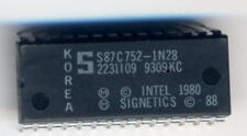 T 300901 S87C752-1N28 80C51 8-bit microcontroller family