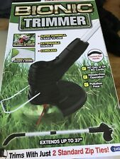 Bell + Howell Rechargeable Cordless Bionic Garden Trimmer