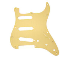 Genuine Fender Standard Gold Anodized Stratocaster/Strat Pickguard 099-2139-000